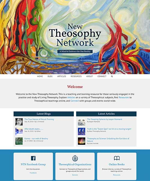 New Theosophy Network